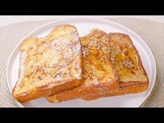 Hacer tostadas francesas como el desayuno de un hotel l Hacer tostadas: hacer brunch - YouTube Hotel Breakfast, Breakfast Waffles, Pancakes And Waffles, Brunch Recipes, Breakfast Recipes, My Favorite Food, Favorite Recipes, Baking Power, Bread Dishes