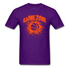 Game Time - Men's T- Shirt - Men's T-Shirt