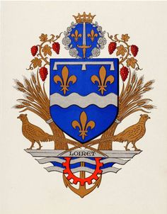 Armoiries du Loiret
