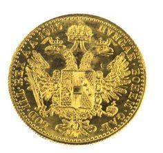 MOEDA AUSTRÍACA DE 1915 PESO 3,5 GRAMAS.
