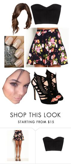 """""""Untitled #2001"""" by hey-mate on Polyvore featuring GUESS by Marciano and Kendall + Kylie"""