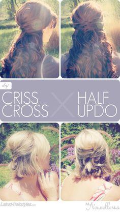 GirlsGuideTo | 50 Best Hair Tutorials | GirlsGuideTo. Super cute hairstyles