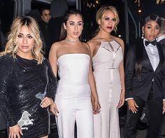 Ally, Lauren, Dinah Jane, Normani