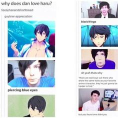 YEAH I SAID THIS BEFORE HARU IS SO LIKE PHIL!: