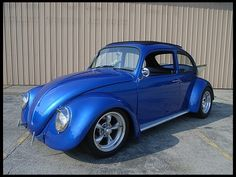 1967 Volkswagen Beetle 2276 CC, 4-Speed for sale by Mecum Auction