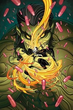 All-New Ghost Rider 3 - Art cover by Tradd Moore New Ghost Rider, Ghost Rider Marvel, Tradd Moore, Marvel Comic Character, Marvel Heroes, Ms Marvel, Captain Marvel, Silver Surfer, Comic Artist