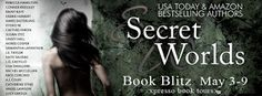 Pink Fluffy Hearts: Diary of a Coffee Addict: Book Blitz: Secret Worlds: A Paranormal Romance Bo...