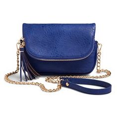 A playful easy to grab cross body bag