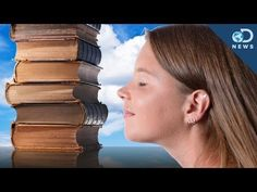 Why We Love The Smell Of Old Books - YouTube