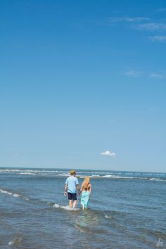 Summertime, and the livin' is easy in the warm waters off New Brunswick's Acadian Coast.