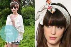 #coisinhasqueamamos: Lenços de cabelo   http://www.blogdocasamento.com.br/vida-de-casada/modaebeleza/coisinhas-que-amamos_lencos-de-cabelo/