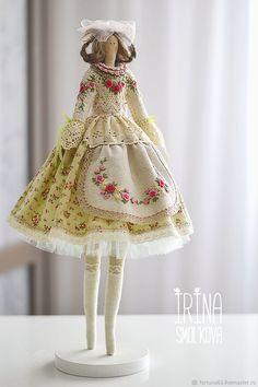 Tilde doll MARISA – shop online on Livemaster with shipping - G1V1BCOM   Tolyatti