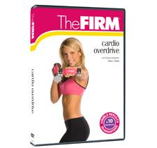 The FIRM Cardio Overdrive with Alison Davis 2007