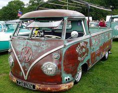 VW Pickup Single Cab
