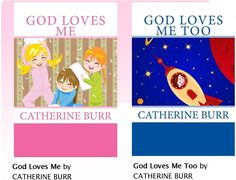 Teaching God's Love (AND FREE BOOKS)