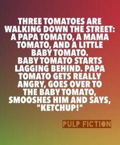 Pulp Fiction quote