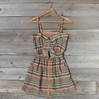 Georgia Peach Dress, Sweet Women's Country Clothing.