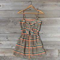 Georgia Peach Dress, Sweet Women's Country Clothing.