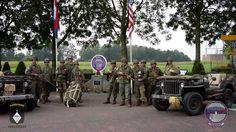 Klondikes re-enactmentgroep - promotiefilm. Klondikes 101st Airborne Division en 82nd Airborne Division re-enactmentgroep Holland