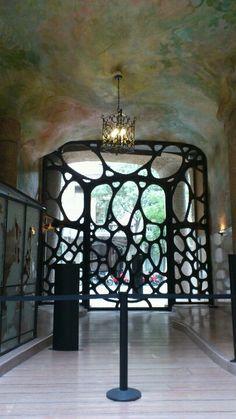 La Pedrera Gaudri's work, Barcelona Spain