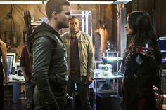 Did Arrow's 50th episode live up to the hype?   Get the lowdown on #TheMagician...