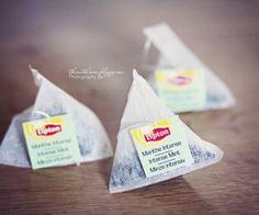 Green tea intense mint-Lipton. My favorite <3
