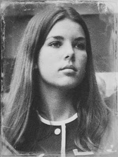 HRH Princess Caroline of Hanover (at the time, HSH Princess Caroline of Monaco)