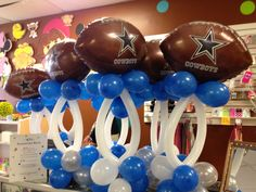 Baby shower Cowboys theme... @MADParties on IG