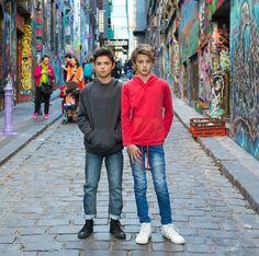 Jason and Alexis Teenage Boy Fashion, Baby Boy Fashion, Kids Fashion, Cute Teenage Boys, Teen Boys, Cute Boys, Outfits For Teens, Boy Outfits, Cute 13 Year Old Boys
