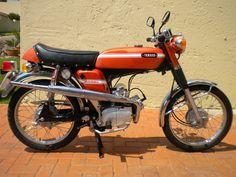 Yamaha FS1 SS - 1971