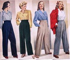 Sears & Roebuck, 1942. Luv this style!