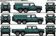 land rover 6x6 - Google Search              6x6 in the world     by: www.01a-teamservice.com