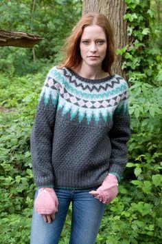 Virgin Wool Fairisle Jumper | Lowie