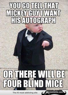 Haha, lil Disney humor :)
