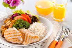 Melhores alimentos pra quem malha!