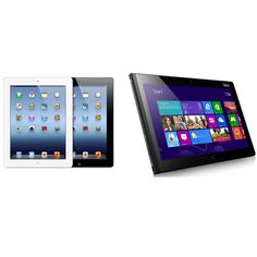 Enterprise War: iPad Vs. Lenovo ThinkPad Tablet 2
