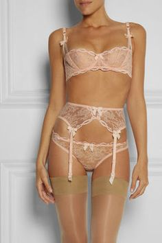 from Bonbons Pour Les Yeux: Agent Provocateur #fashion #style #intimates