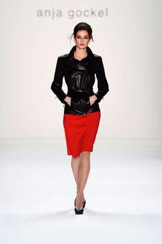 Anja Gockel Fall 2013 Ready-to-Wear - Look 53