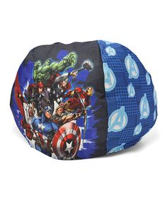Look at this #zulilyfind! Avengers Beanbag Chair #zulilyfinds