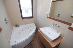 baignoire angle 120 x 120 Allibert | Deco | Pinterest | Corner tub ...