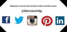 @libreriaelclip #LibreríaElClip