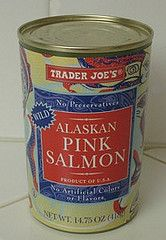 You DO NOT want farmed salmon 1. All Atlantic salmon is farmed. 2. All Alaskan salmon is wild.