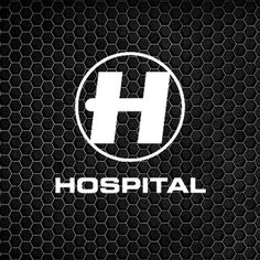 awesome Hospital Records Logo Vinyl Decal