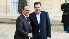 Με παρέμβαση Φρανσουά Ολάντ είχε αίσια κατάληξη το φλερτ σοσιαλδημοκρατών - ΣΥΡΙΖΑ. Σάββατο στο Παρίσι η σεμνή τελετή