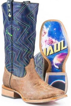 Tin Haul Phaser Shot Cowboy Boots Urban