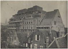 Haarlem 1931 Bouw Vroom & Dreesmann