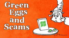 green eggs and scams - Google Search