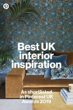 The Pinterest UK Awards 2019 celebrates the best food, interior, style, travel and wellness inspiration on Pinterest in the UK. Check out the winners, runners-up and shortlist here! Hm Home, Love Home, Bedroom Murals, Home Decor Bedroom, Christmas Pom Pom Crafts, Beautiful Soup, Therapy Activities, Interior Decorating, Interior Design