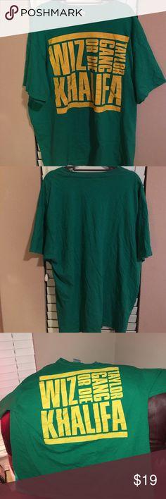 ⚡️Wiz Khalifa:⚡️ Taylor Gang or Die.  Sz XL ⚡️Wiz Khalifa⚡️Taylor Gang or Die.  Sz XL Shirts Tees - Short Sleeve
