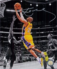 3a38c855b Fanaticibles - Kobe Bryant Los Angeles Lakers Autographed Hand-Signed 8x10  Photo